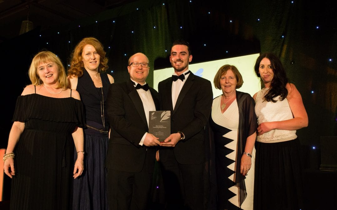 LINC Programme Shortlisted for Second Education Award