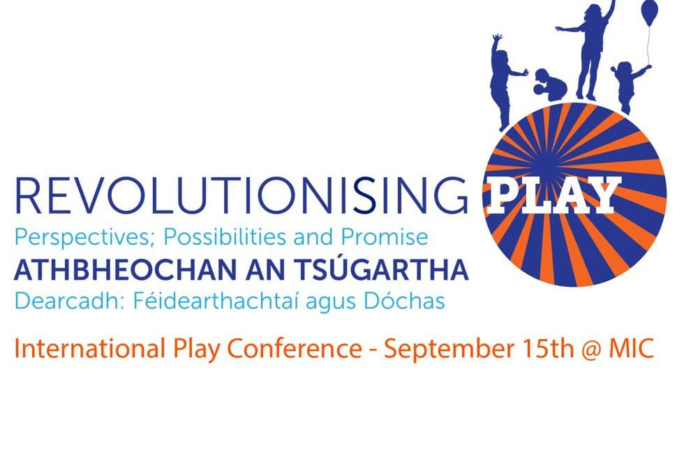 International Play Conference comes to MIC Limerick