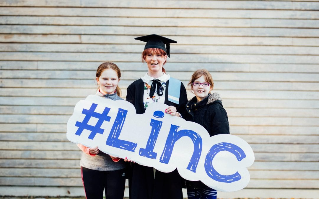 "LINC programme graduates have the ""opportunity to make a very positive impact on the lives of children"""