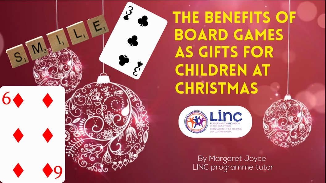 The Benefits of Board Games as Gifts for Children at Christmas