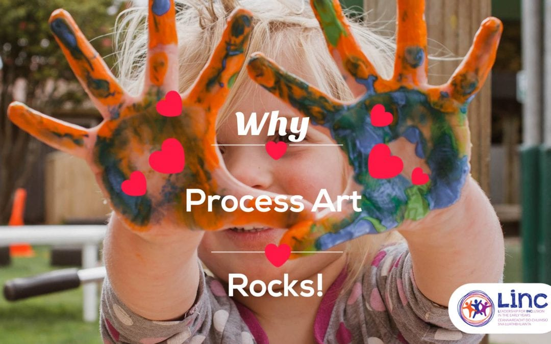 Why Process Art Rocks!
