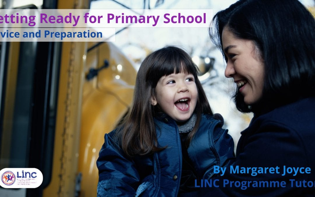 Getting Ready for Primary School – Advice and Preparation
