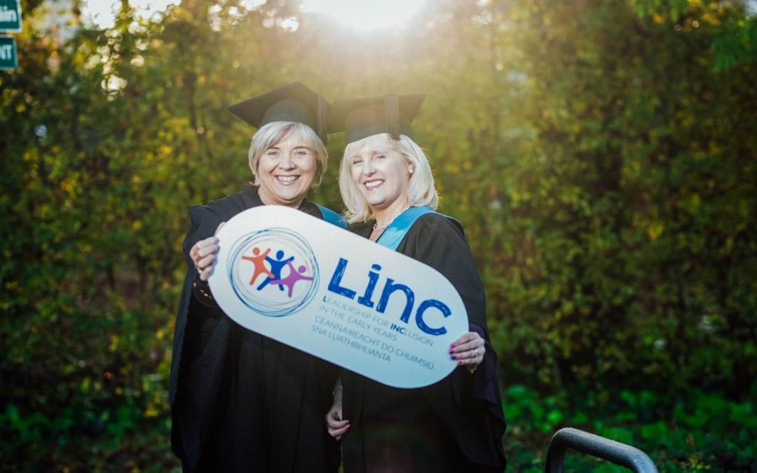 "LINC Programme graduates to become ""ambassadors for inclusion"""