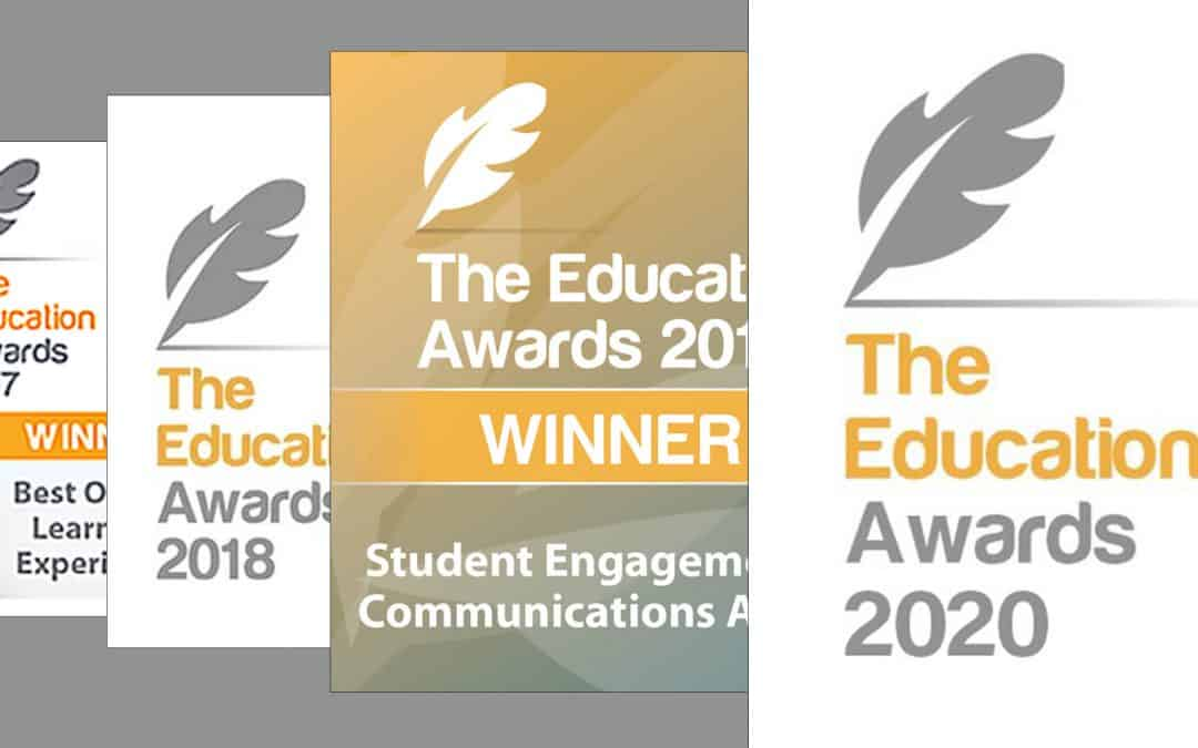 LINC Programme Shortlisted for Education Awards for the Fourth Year Running