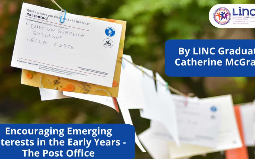 Encouraging Emerging Interests in the Early Years – The Post Office