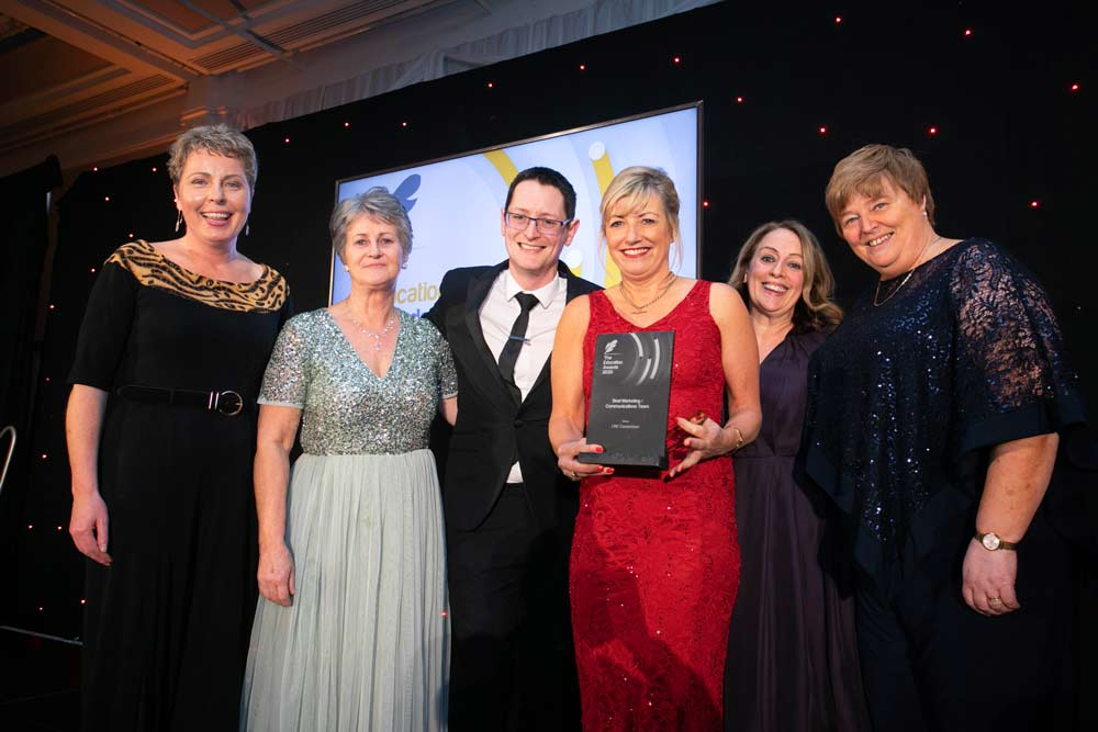 LINC Consortium Scoops Two Education Awards