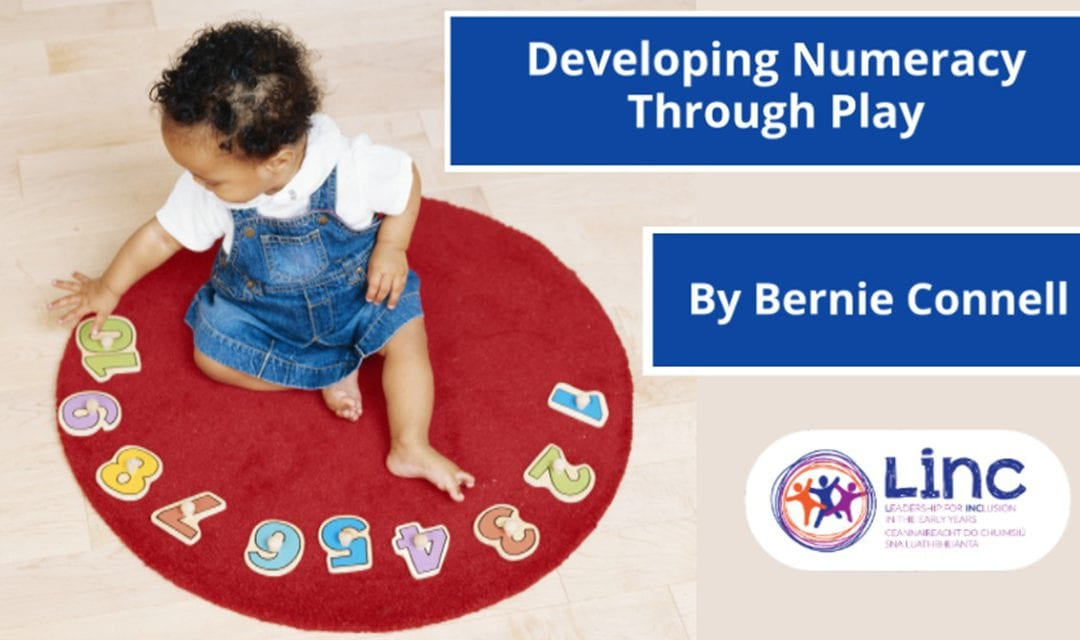 Developing Numeracy Through Play