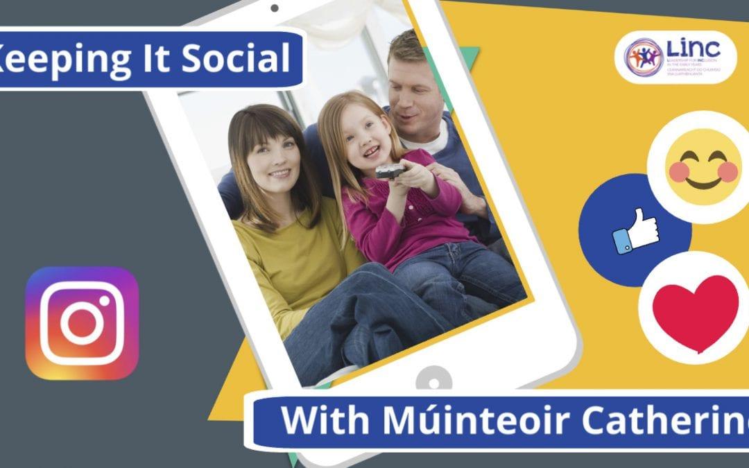 Keeping it Social with Múinteoir Catherine
