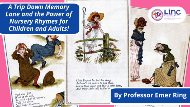 A Trip Down Memory Lane and the Power of Nursery Rhymes for Children and Adults!