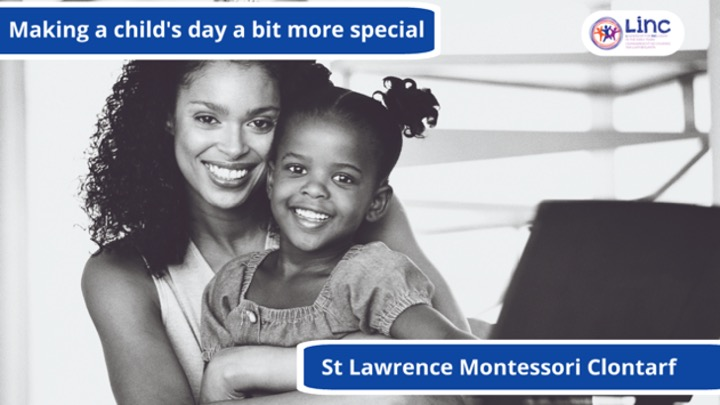 Making a child's day a bit more special: St Lawrence Montessori